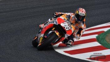 MotoGP: Pedrosa in pole, Ducati ride con Lorenzo e Petrucci