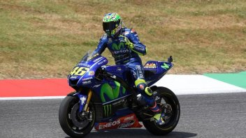 "MotoGP: Rossi: ""I would have preferred to stop, I'm aiming for the podium in Spain"""