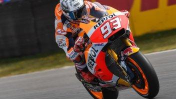 MotoGP: Marquez: sono alla ricerca di stabilità