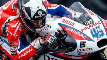 MotoGP: FP3: Redding precede Rossi sotto la pioggia di Assen