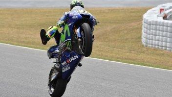 MotoGP: Assen: i bookmaker credono in Rossi, è lui il favorito al TT