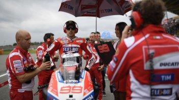 MotoGP: Lorenzo: possiamo avere un'ottima possibilità