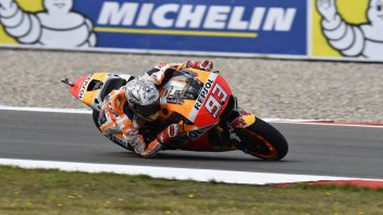 "MotoGP: Marquez: ""ready to work at the Sachsenring"""
