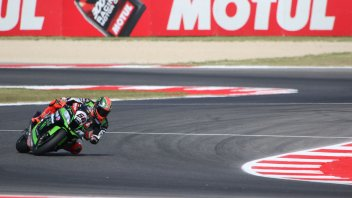 SBK: Knock-out race at Misano, Sykes wins