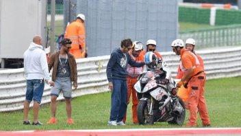 """SBK: De Rosa: """"Rossi? Domenica mi toglierà tutte le pressioni"""""""