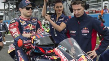 SBK: Misano: Honda in pista solo con Stefan Bradl