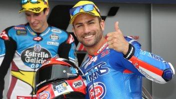 Moto2: Olio irregolare, revocato a Pasini il podio di Barcellona