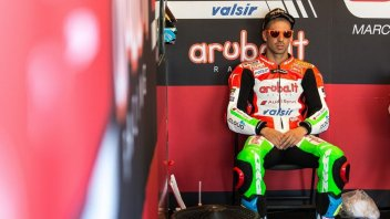 SBK: Melandri: the Ducati V4 in SBK will offer more room for development