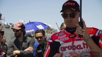 SBK: Davies: a few more laps and I'd have been second