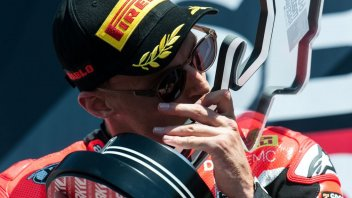 SBK: Davies: the win? I thought about it as soon as doctors gave me the OK