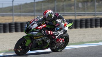 SBK: FP2: Rea leads the way followed by Melandri