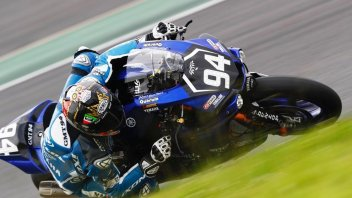 SBK: Niccolò Canepa and GMT94 World Champions at Suzuka