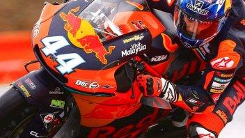 Moto2: FP1, Oliveira mago della pioggia a Brno, 2° Corsi