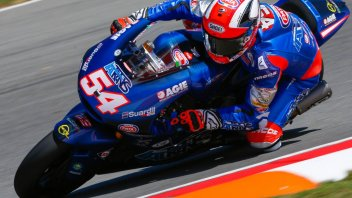 Moto2: Pasini back on pole, Morbidelli 3rd