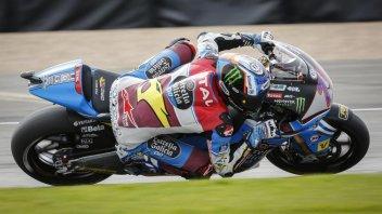 Moto2: FP3: Marquez resta il più veloce, segue Morbidelli