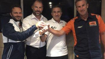 Moto3: Aspar passa a KTM e pensa a Foggia