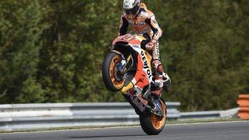 MotoGP: Marquez: Honda has found a good base now