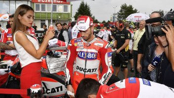 MotoGP: Dovizioso: Too many strategy mistakes, lesson for the future