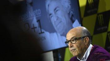 MotoGP: Ezpeleta: Nieto sarà ricordato per la sua personalità