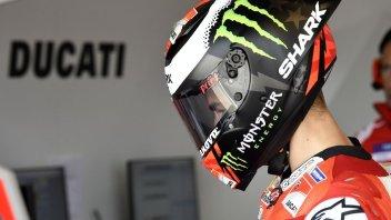 MotoGP: Lorenzo: spero che la nuova carena mi aiuti