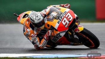 MotoGP: WUP: Marquez fa il vuoto, 2° Redding, 9° Rossi