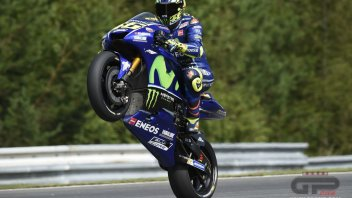 MotoGP: Rossi: bad position but good sensations