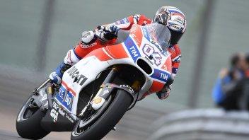 MotoGP: FP2: Dovizioso fa il vuoto a Brno, 2° Folger