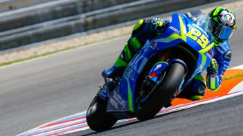 MotoGP: Iannone: in Austria I'll have more confidence in the Suzuki