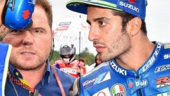 MotoGP: Iannone: ormai la moto conta più del pilota