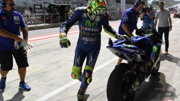 MotoGP: Valentino Rossi: Everyone is fast... except me