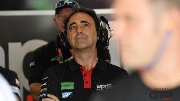 MotoGP: Albesiano: a Silverstone vedrete un'Aprilia ancora più veloce