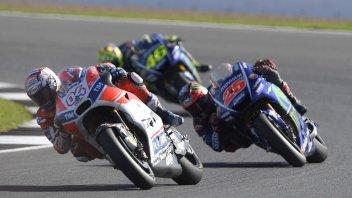 MotoGP: La F1 sulla Rai batte di un soffio la MotoGP su TV8