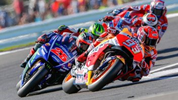 MotoGP: Marquez: Blown engine? I thought only about the Championship