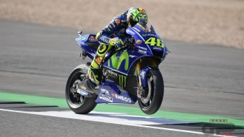 MotoGP: Rossi: Nice surprise, but I haven't changed my mind