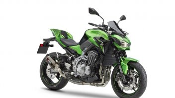 News Prodotto: Kawasaki, kit Performance in regalo con la Z900