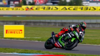 SBK: Rain takes centre stage, Sykes improves, Bradl demolishes the Honda