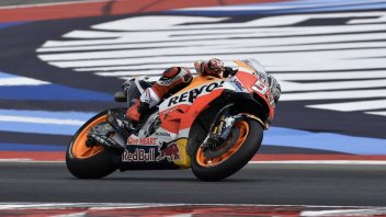 : Marquez: at Misano to forget the Silverstone 'zero'