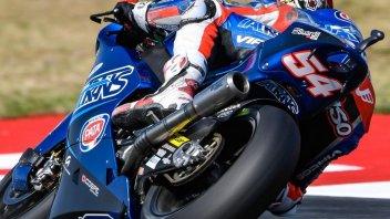 Moto2: QP: quarta pole consecutiva per Pasini a Misano
