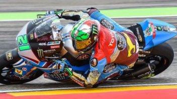 Moto2: Morbidelli torna alla vittoria ad Aragon, Pasini 2°