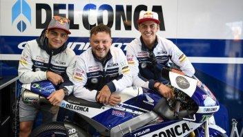 Moto3: Di Giannantonio e Martin con Gresini anche nel 2018