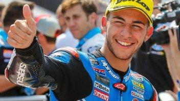 Moto3: Bastianini: la pole? Conta solo la gara per me