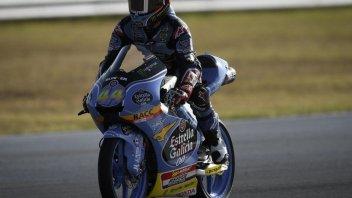 Moto3: FP1: Canet apre le danze a Misano