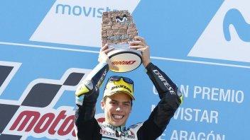 Moto3: Ottava meraviglia di Mir ad Aragon