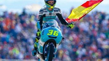 Moto3: Doccia fredda per Mir, sanzionato nel dopo gara