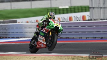 MotoGP: Espargaró: big step forward, a shame not to be able to show it