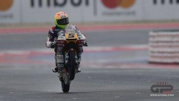 Moto3: Fenati ritrova la vittoria a Misano, 3° Di Giannantonio