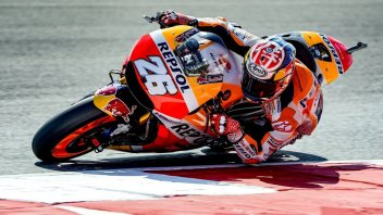 MotoGP: Pedrosa: hard to be where I would have liked