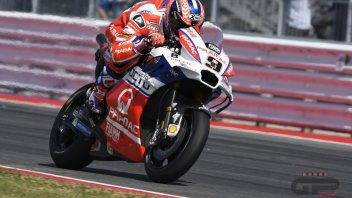 MotoGP: Petrucci: with the rain I wouldn't have much to lose