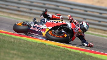 MotoGP: Marquez: The crash? I was faster than my potential