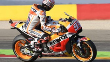 MotoGP: Marquez, World Title style win in Aragón, Rossi 5th